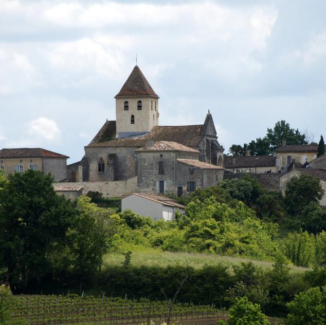 Village Saint-Vincent de Pertignas