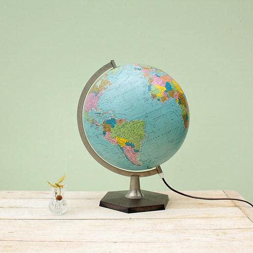 Globe terrestre Scan Globe 1976