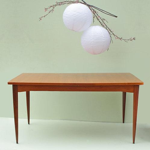 Table à rallonge style scandinave