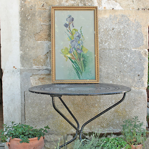 Ancienne aquarelle