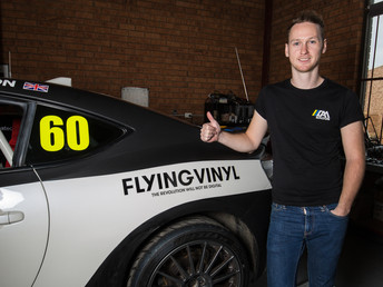 British racer to get groove on in Townsville