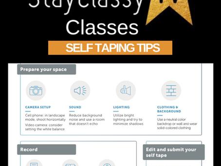 Self Taping Tips