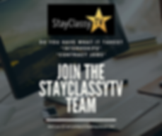 StayClassyTV Job Posting.png