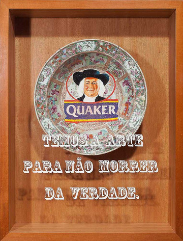 Cia das Índias Versus Quaker