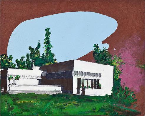 A casa e a paisagem