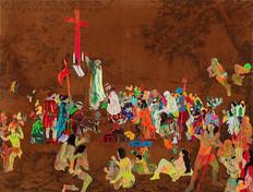 imeira Missa no Brasil Pictórica