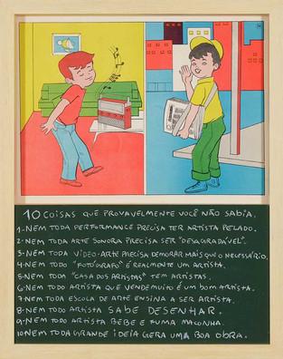 Aula - 10 coisas que provavelmente você não sabia