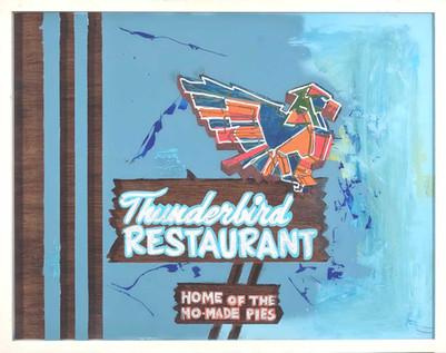 Homenagem aos restaurantes de beira de estrada