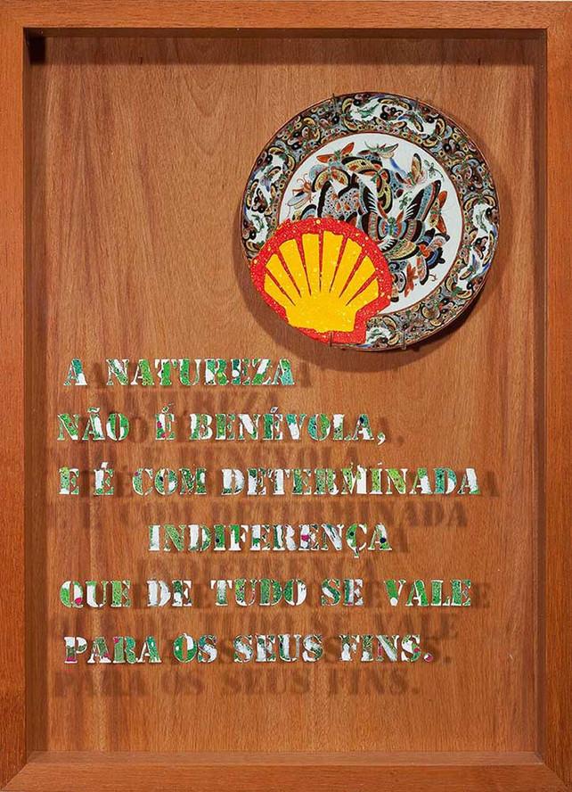 Cia das Índias Versus Shell