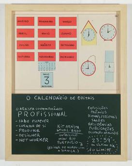 Aula - O Calendário de Editais