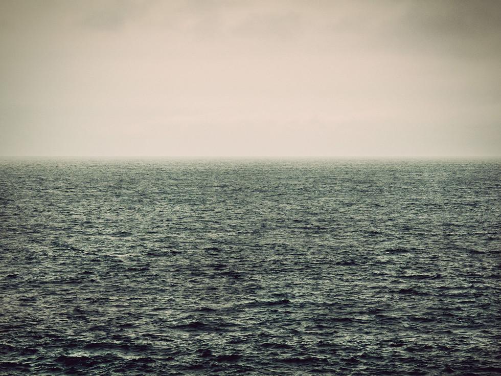 Iria até o horizonte para ver o que tem lá