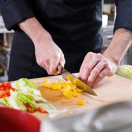 10 Regras básicas do bom cozinheiro