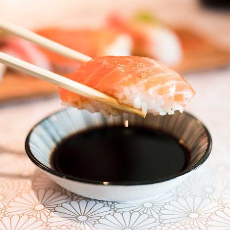 História do Sushi