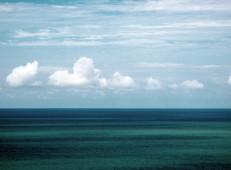 Como o Mar, as Nuvens São Água