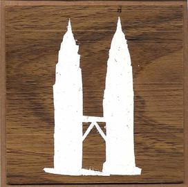 Cesar-Pelli,-Petronas-Twin-Towers,-Kuala