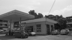 Yong Joo Long Shell Station in 2013