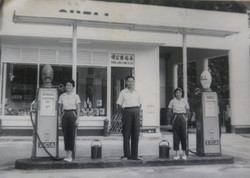 Petrol Station Pump Attendant