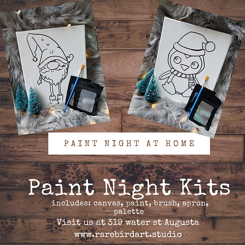 Paint Night Kits