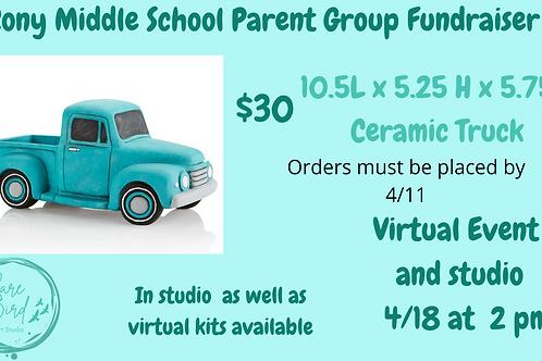 4/18 - Cony Middle School Parent Group Fundraiser