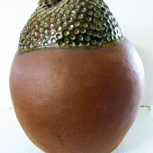 Double-Spouted Vessel/Vase