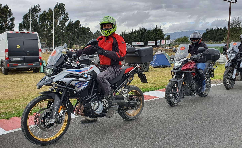 Curso Nivel 1 - Kartodromo Cotopaxi