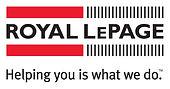 royal lepage logo tagline below english