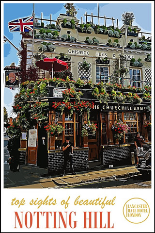 The best of Notting Hill in London