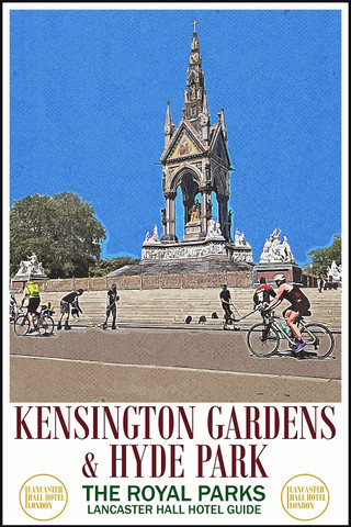 Things to do in Kensington Gardens & Hyde Park.
