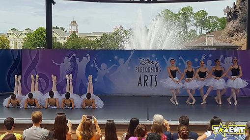 Grupo de Dança - Dançar na Disney