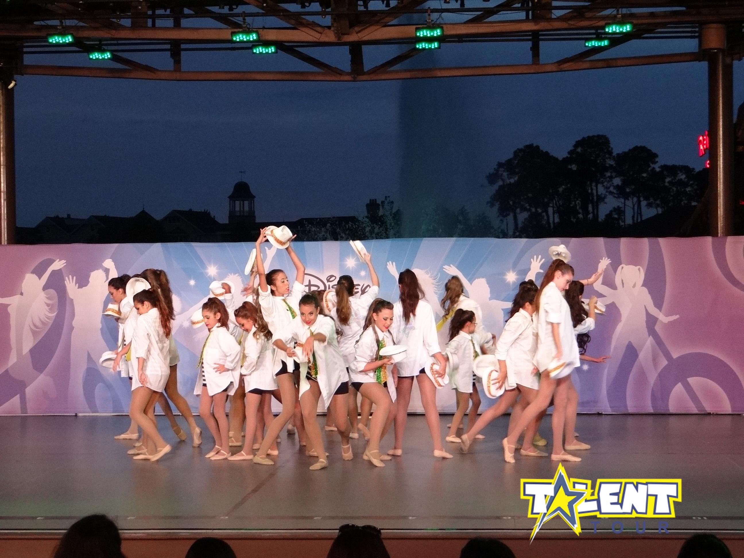 UNIARTE  Dançar na Disney