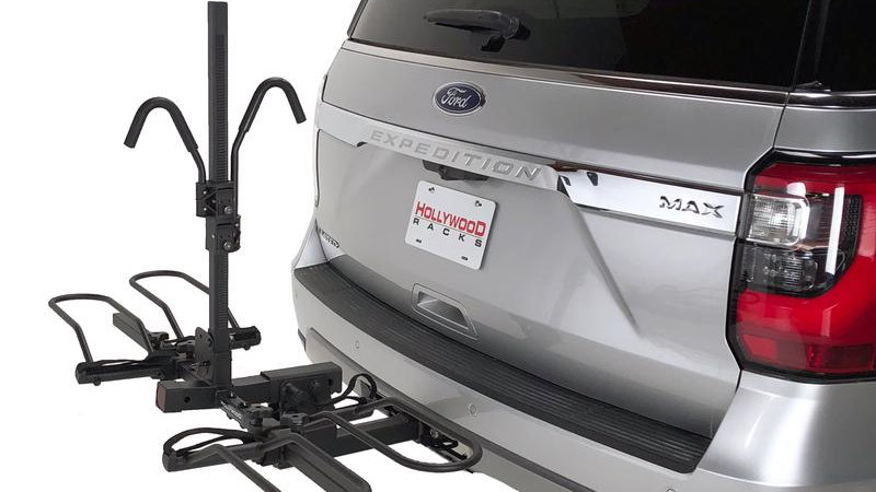 Sport Rider SE Hitch Bike Rack for Fat Tire Electric Bikes
