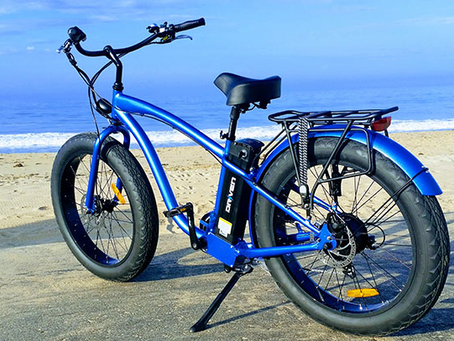 The quest to create the perfect electric bike