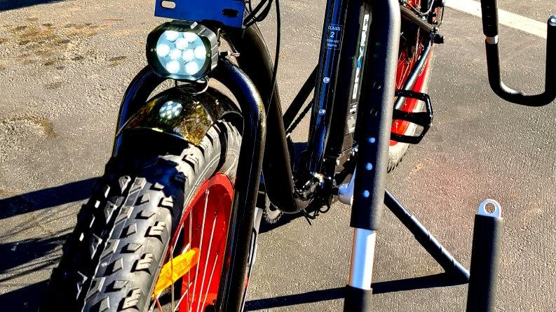 Moved By Bikes Longboard Rack