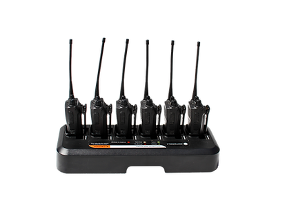 Cp200 walkie talkie two way radio hudson radios rental new york 6 six bay