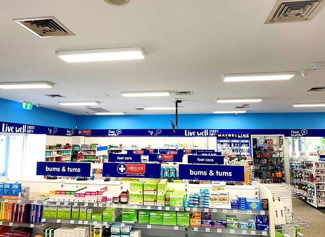Shop Point of Sale Sign Brisbane