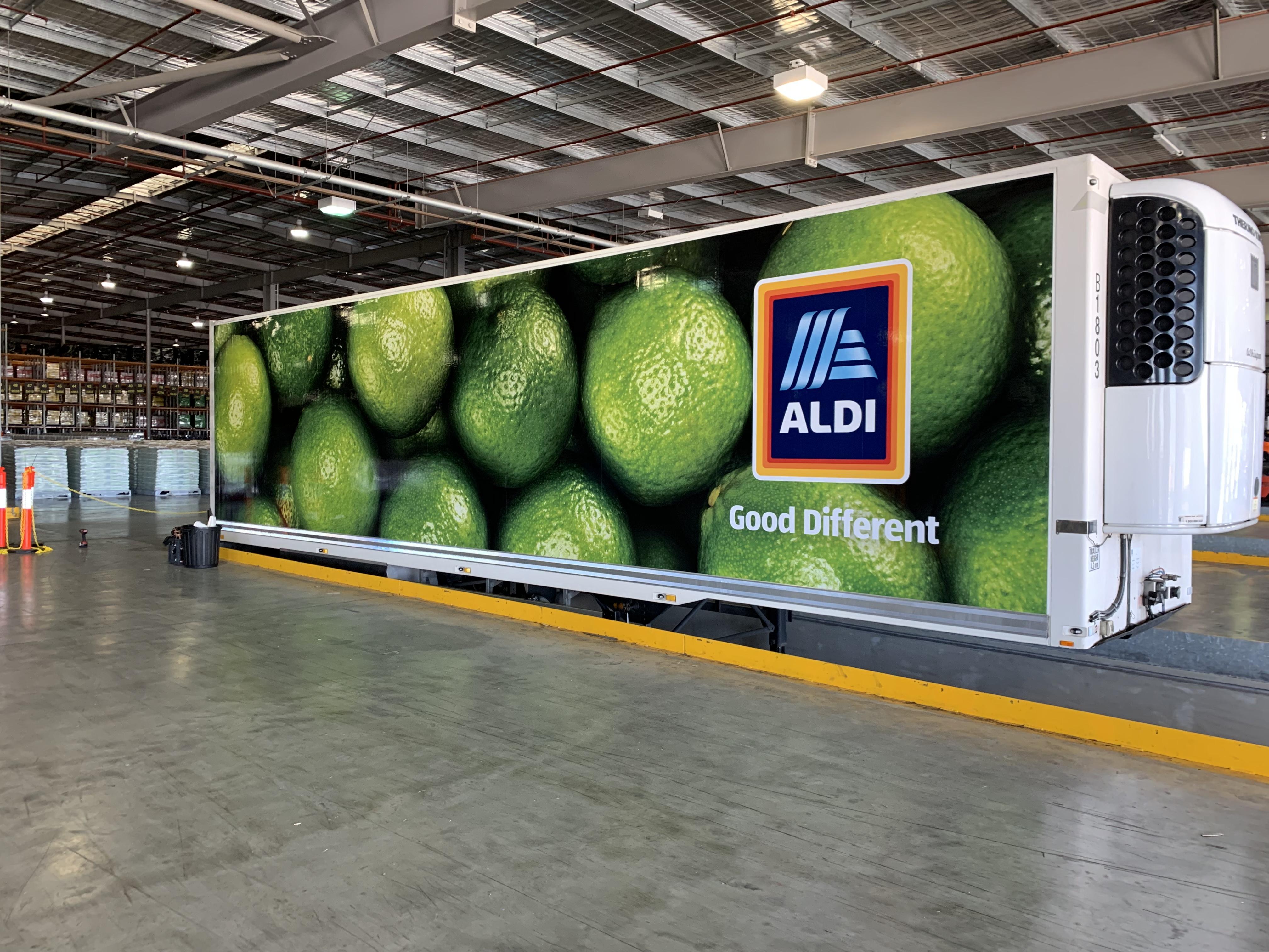 Truck Wrap Brisbane