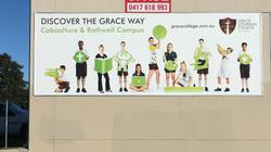 Billboard Brisbane