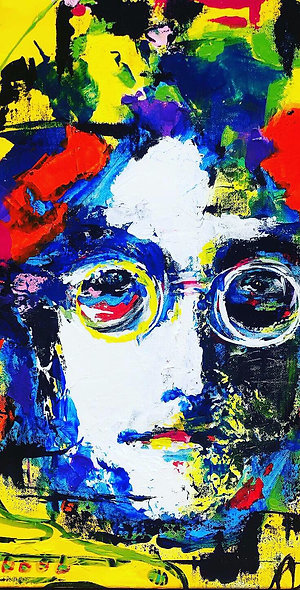 I'M J.LENNON Famous Faces Collection