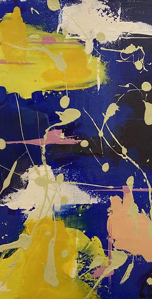 ESTRELLA' small abstract