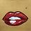 Thumbnail: MARILYN LIPS #121  VELVET