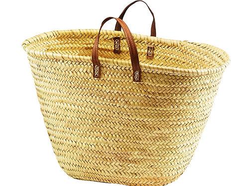 "Ibiza Tasche ""Ricarda"" aus Palmblatt"