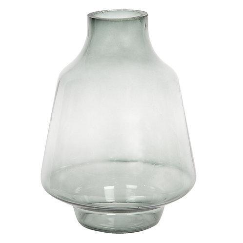 "Vase ""Garnia"" Rauchglas"