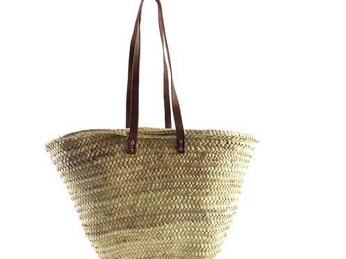 "Ibiza Tasche ""Retina"" aus Palmblatt"