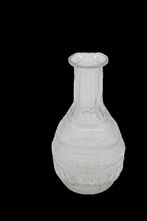 """Pressglas Vase """"Gertrude"""""""