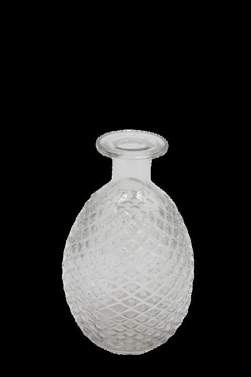 """Pressglas Vase """"Genval"""""""