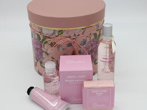 """Geschenkbox groß Lothantique """"Chemin de Roses"""""""