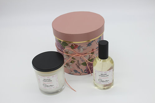"Geschenkbox klein Lothantique ""Rose Pudrée"""