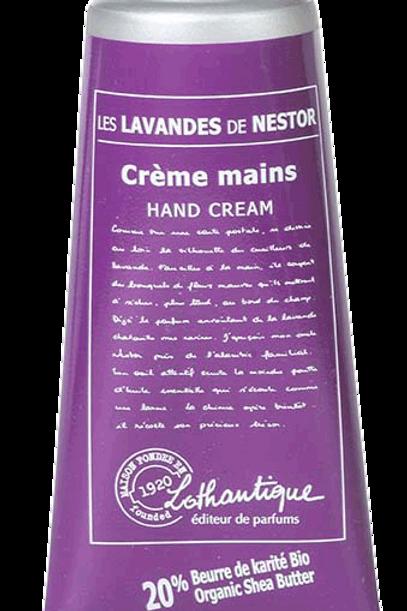 """Handcreme Lothantique """"Les Lavendes  de Nestor"""""""