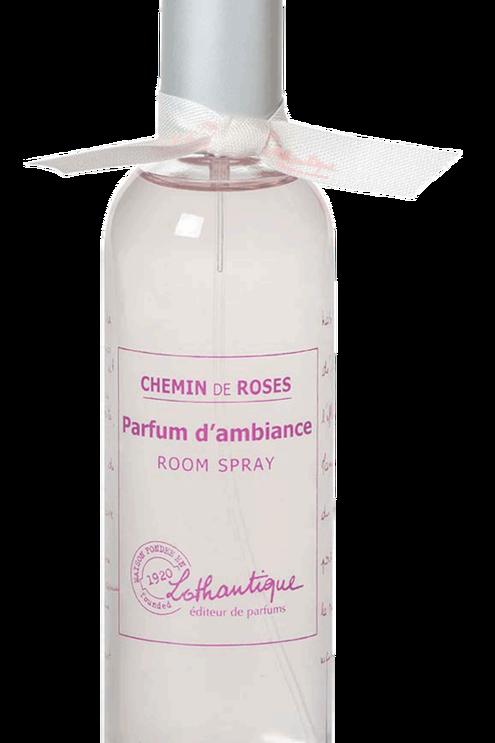 "Raumspray Lothantique ""Chemin de Roses"""