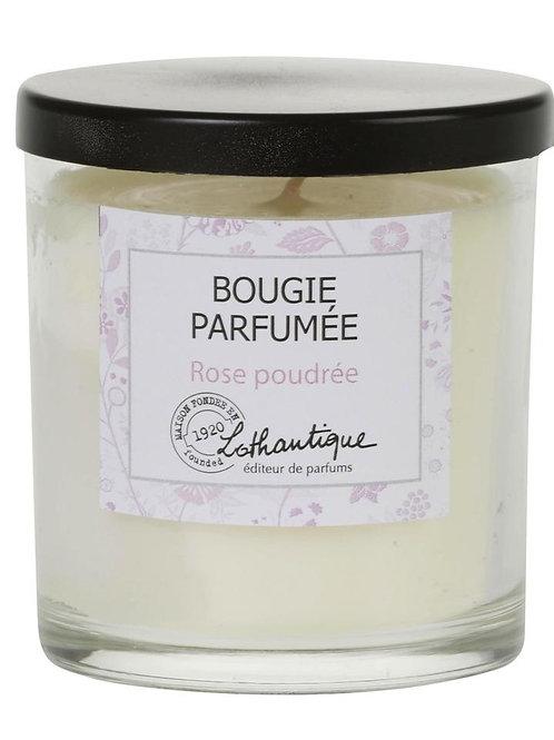 """Duftkerze Lothantique """"Rose Pudrée"""""""